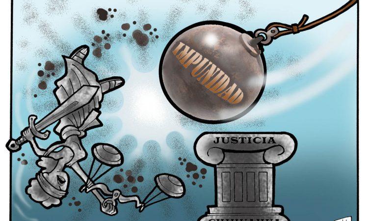 Ondermijnde rechtspraak