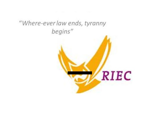 RIEC als verdachte